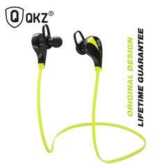 sale qkz g6 general 4 0 sports wireless bluetooth usb headset earphones 4 0 stereo music mini ears #general #dynamics