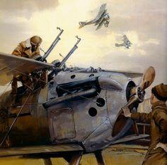 Imagen Michael Turner Aviation Artist