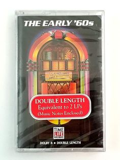 Your Hit Parade The Early Time Life Music Cassette Factory Sealed Time Life Music, Music Notes, Lps, Seal, Sheet Music, Song Lyrics, Harbor Seal, Music Sheets