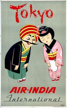 Tokyo - Air India