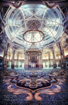 http://ift.tt/1SGOK8t #Architecture #Photography Rome Great Mosque by maxcuo1975 http://ift.tt/1JPeBIN