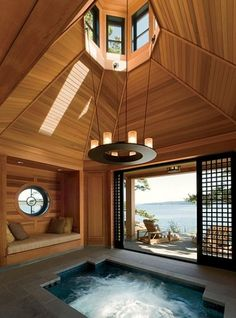 1000 Images About Jacuzzi On Pinterest Hot Tubs Spas And Master Suite Bathroom