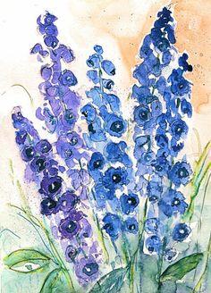 """Summer Blues"" by Andrea Fettweis"