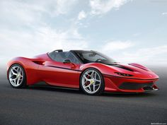 Ferrari J50 Majestuoso!