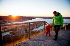Mount Floyen and the Funicular (Floibanen) (Bergen, Norway): Address, Phone Number, Top-Rated Lookout Reviews - TripAdvisor