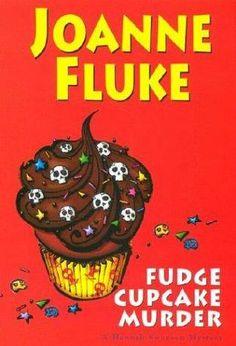 Fudge Cupcake Murder, by Joanne Fluke; fifth in the Hannah Swenson mysteries