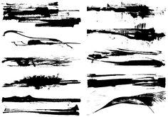 Ink Splatter Brushes Pack - Free Photoshop Brushes at Brusheezy! Tree Photoshop, Photoshop Brushes, Photoshop Design, Trash Polka Tattoos, Tattoo Trash, Paint Strokes, Brush Strokes, Buenas Ideas Para Tatuajes, Arte Trash Polka