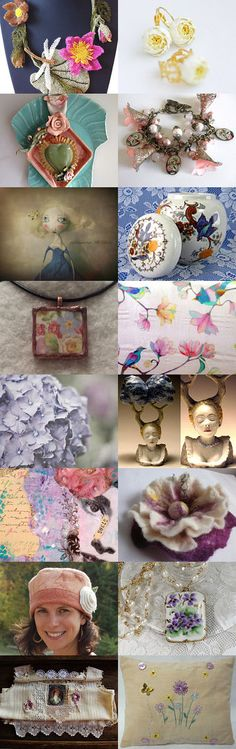 Softly Feminine Gifts for Spring, Easter