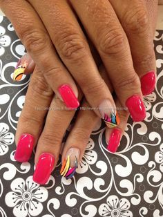 by eye candy nails 1