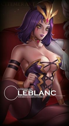 Bunny girls volume II by Citemer : Le Blanc