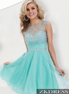 homecoming dress? Love most dresses that have the sleeves made out of that thin material... Modest yet beautiful.