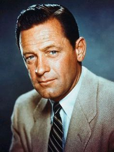 William Holden 1960's
