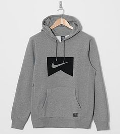 Buy Nike SkateboardingSB Icon Overhead Hoody- Mens Fashion Online at Size? (£50.00) - Svpply