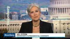 Green Party Presidential Candidate Jill Stein discusses the 2016 U.S…