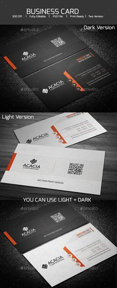 SIMPLE AND ELEGANT BUSINESS CARD - Corporate Business Cards Download here : http://graphicriver.net/item/simple-and-elegant-business-card/11974367?s_rank=1795&ref=Al-fatih