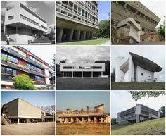 17 obras de Le Corbusier são incluídas na lista do Patrimônio Mundial da Humanidade da UNESCO
