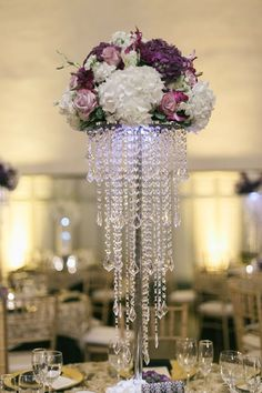 Reception Decorations, Table Decorations, Candy Bar Wedding, Beautiful Table Settings, Crystal Decor, Table Centerpieces, Wedding Engagement, Floral Arrangements, Celebrations