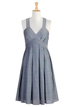 gray sundresses | Shop Women's designer fashion dresses, tops | Size 0-36W & Custom ...