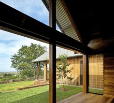 Jamberoo Farm House by Casey Brown ArchitectureJamberoo Farm House by Casey Brown Architecture is located in Sydney, Australia. The residence maximizes the views of the surrounding countryside and ... Architecture Check more at http://rusticnordic.com/jamberoo-farm-house-by-casey-brown-architecture/