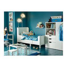 BUSUNGE Prodloužitelná postel  - IKEA