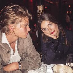 """""""""""Style"""" is an expression of individualism mixed with charisma. Fashion is something that comes after style. Cute Couples Goals, Couple Goals, Erin Mommsen, Jordan Barrett, Surfer Boys, Young Leonardo Dicaprio, Aesthetic People, Poses For Men, Friend Pictures"""