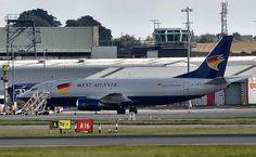G-JMCO Atlantic Airlines Boeing 737-3T0(SF)