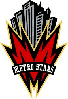 New York Metrostars dead team from the MLS 1996-2005