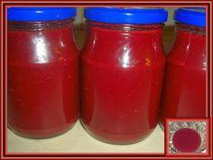 Kimchi, Hot Sauce Bottles, Preserves, Salsa, Frozen, Cooking Recipes, Jar, Homemade, Canning