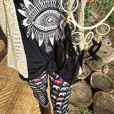 •••❤️Look do dia!!❤️••• www.stodaimestore.com.br #dreamcatcher #psychedelic #LOVESTODAIME #goodvibes #reggae #peace #peaceandlove #indian #cannabis #boho #bohostyle #hippie #hippiechic #surf #surfstyle #beach #soul #gypsy #sun #goodvibesonly #ohm #psy #elephant