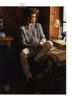 gen huismans photos 009 Sea Breeze: Gen Huismans for Vogue Hommes International