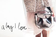 Garance is not the only one who loves this bag.... Picture from Garance Dore