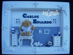 Porta Maternidade de Carlos Eduardo