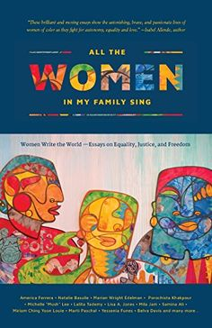 982 best books images on pinterest book covers book reviews and all the women in my family sing women write the world e fandeluxe Images