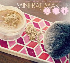 I have used mineral makeup for at least a decade now. When Bare Minerals came out, I was amazed at how well it covered and that it was actually good for my skin. Now, a decade later, I realize ho…