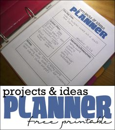 Great idea to organize all your wannabe projects.  Will I get organized enough to do this????