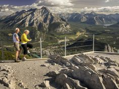 Banff National Park, Alberta- Banff Lake Louise Tourism- AB Travel Vacations, Canada