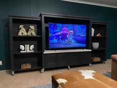 A happy client sent us some pics of her custom-made TV cabinet today. We love receiving pics of our units in their new homes, it makes our job feel fulfilling and gives us a real sense of accomplishment!  Please send us pics of your MK units! Swedish Style, Tv Cabinets, Tv Unit, Custom Made, New Homes, Happy, Furniture, Home Decor, Decoration Home