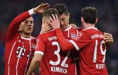 Sevilla 1 Bayern Munich 2: Bundesliga Giants Came From Behind To Win In Spain