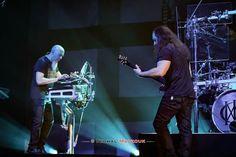 Jordan Rudess n John Petrucci
