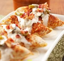 Free WW Recipes - Jalapeno Chicken Breasts for 8 WW points