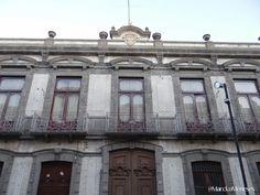 Edificio. Centro Histórico Puebla, Pue.