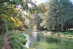 Chalk Stream Fishing Recommended by http://www.fishinglondon.co.uk/