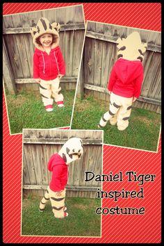 daniel tiger costume