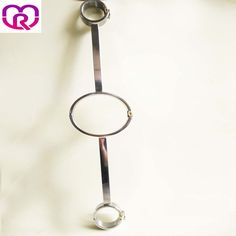 102.51$  Watch here - http://alicjz.worldwells.pw/go.php?t=32783165909 - stainless steel collar bdsm+ oval handcuffs for sex Fixed connection locking steel collar bondage adult sex toys for couples