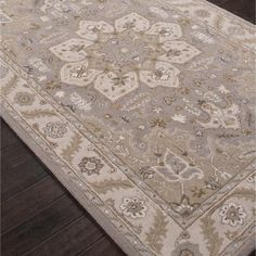 Bring sweetness and light into perfect harmony in your household, with the Jaipur Rugs Poeme Orleans Indoor Area Rug . This gorgeous rug combines. Wool Carpet, Rugs On Carpet, Carpets Online, Jaipur Rugs, Classic Rugs, Indian Rugs, Oriental Pattern, Traditional Rugs, Wool Area Rugs