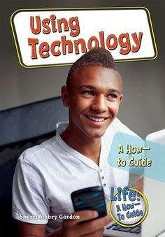 Technology is a big part of everyone's life. From cell phones to the Internet, Facebook. texting, and gaming, we're surrounded by it 24/7.http://www.enslow.com/books/Using_Technology/2336
