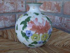 Bud Vase, Andrea Sadek Colorful Vase, Bud Vase, Designer Andrea Sadek - made in Thailand, Andrea Sadek Vase, Colorful by BeautyMeetsTheEye on Etsy