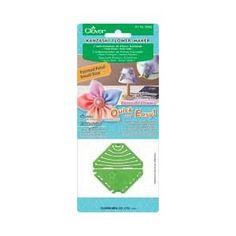 Clover - Clover Kanzashi - Fabrique/ Machine à fleurs en tissu - Petit pétal en pointe: Amazon.fr: Cuisine & Maison