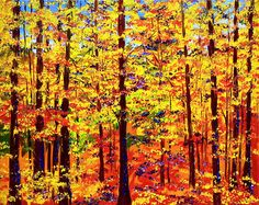 C r e a t i v e   W o n d e r: The glorious rich fall colors ...