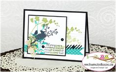 Stampin Up World of Dreams for Stamping and Blogging, card by Sandi @ www.stampingwithsandi.com
